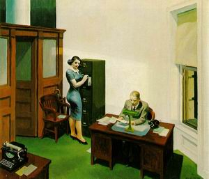 Office at Night (1940)