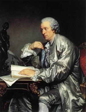 Portrait of Claude-Henri Watalet 1763
