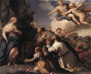 Psyche Honoured by the People 1692-1702