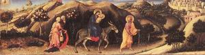 Rest during the Flight into Egypt 1423