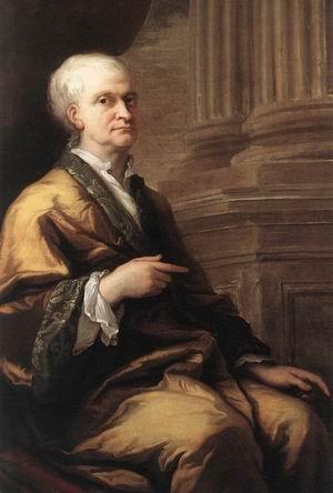 Sir Isaac Newton 1709-12