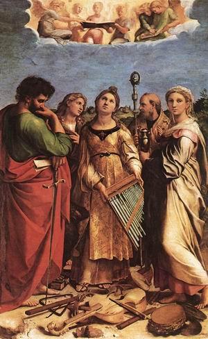 St Cecilia 1514