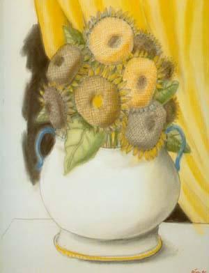 Sunflowers 1995