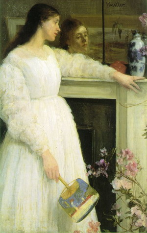 Symphony in White, No. 2 The Little White Girl 1864