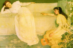 Symphony in White Number 3, 1865-67