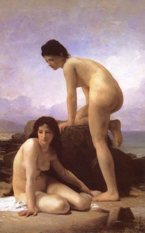 The Bathers 1884