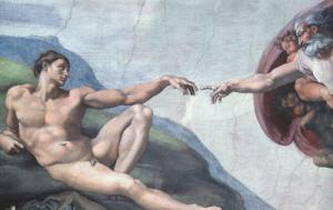 The Creation of Adam 1508-12