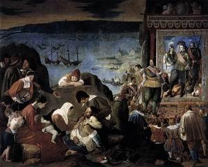 The Recapture of Bahia in 1625 1634-35