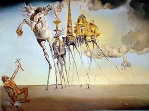 The Temptation of Saint Anthony,1946