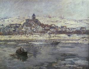 Vetheuil in Winter 1878-1879