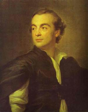 Portrait of Johann Joahim Winkelmann