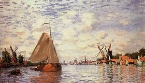 The Zaan at Zaandam1 1871