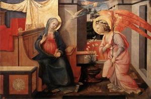 Annunciation 1445-50
