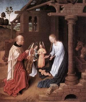 Nativity 1475-1500