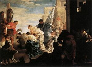 A Scene from Roman History c. 1645