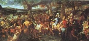 Alexander and Porus 1673