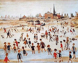 At the Seaside 1946
