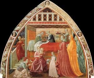Birth of the Virgin c. 1435