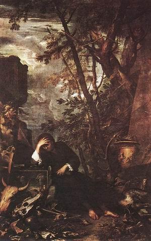 Democritus in Meditation c. 1650