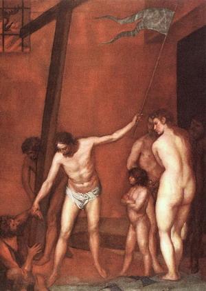 Descent into Limbo c. 1640