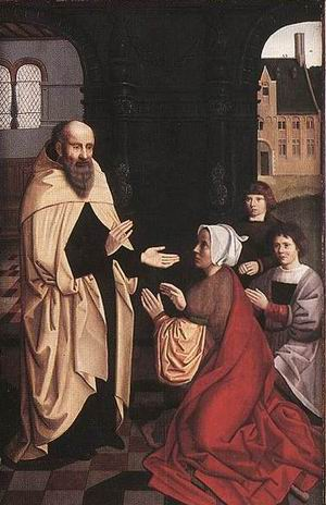 Elijah and the Widow of Zarapeth(right) 1500-20