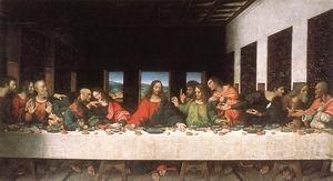Last Supper (copy) 16th century