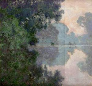 Morning on the Seine near Giverny 1896