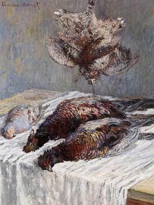 Pheasants Woodcocks and Partridges 1879