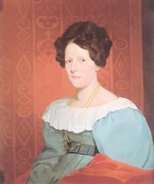 Portrait of Mrs. Samuel Nelson 1829
