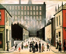 Street Scene 1935
