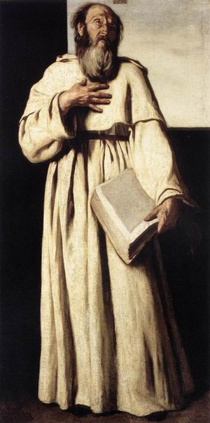 The Anchorite c. 1650