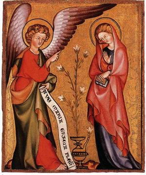 The Annunciation c. 1330