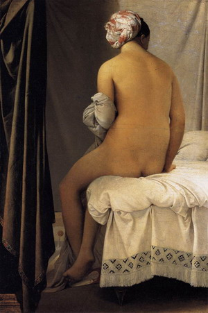 The Bather 1808