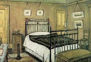 The Bedroom, Pendlebury 1940