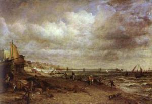 The Chain Pier, Brighton. 1827