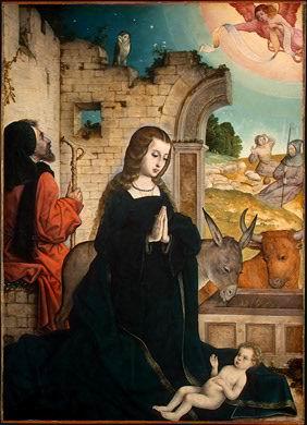 The Nativity c. 1508-19