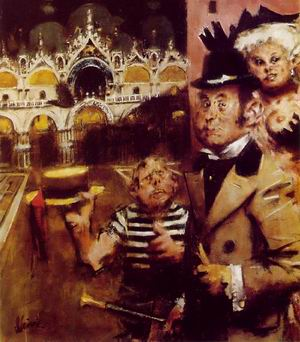 Volpone at San Marco 1977