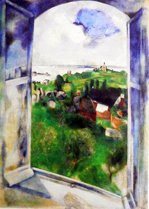 Window on the Ile de Brehat, 1924
