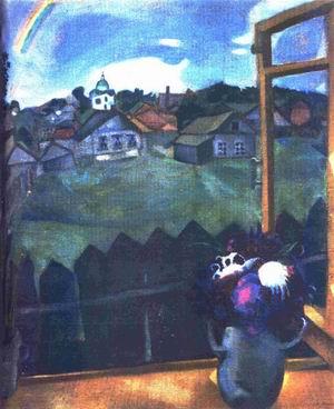Window. Vitebsk 1908