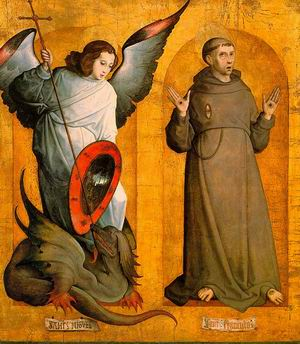 Saints Michael and Francis 1505-09