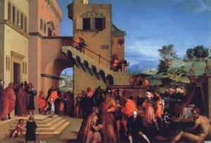 Stories of Joseph c. 1520
