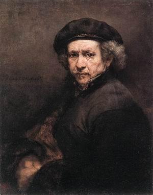Self-Portrait 1659