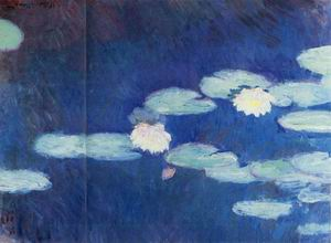 Water-Lilies2 1897-1899