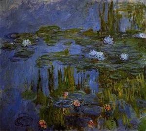 Water-Lilies1 1914-1917