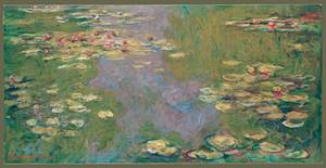 Water Lilies 1919
