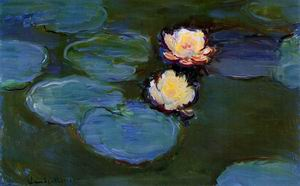 Water Lilies1 1897-1899