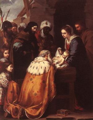 Adoration of the Magi 1655-60