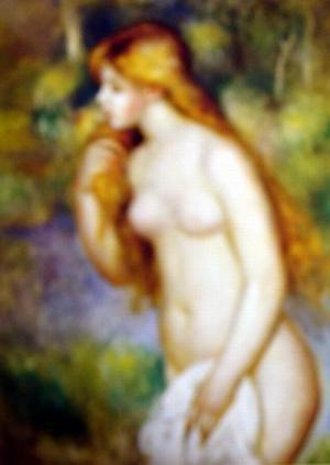 Bather Standing,1896
