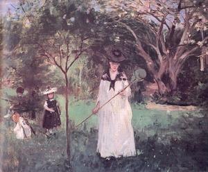 Chasing Butterflies 1874