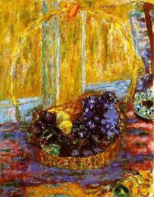 Corbeille de fruits (Basket of Fruit) c. 1946